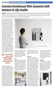 Ann Peeters, Redactie, Rondom Leuven